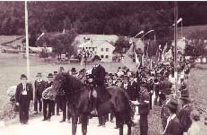 Grünungsfest 1936